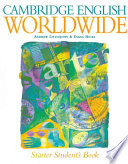 Cambridge English Worldwide Starter Student s Book