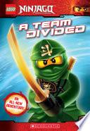 Team Divided Lego Ninjago Chapter Book