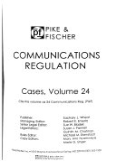 Communications Regulation Digest