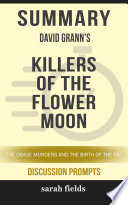 Summary: David Grann's Killers of the Flower Moon