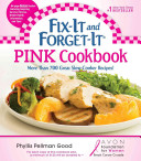 Fix It and Forget It Pink Cookbook