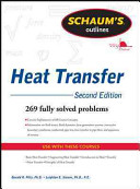 Schaum s Outline of Heat Transfer  2nd Edition