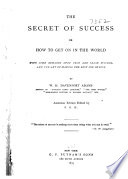 The Secret of Success Book PDF