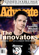 The Advocate Monthly Newsmagazine Established In 1967 It Is The