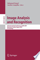 Image Analysis And Recognition book