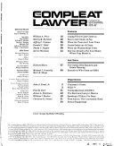 The Compleat Lawyer
