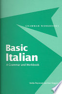 Basic Italian: A Grammar and Workbook