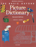 The Basic Oxford Picture Dictionary  Second Edition   Monolingual English