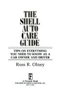 The Shell auto care guide