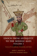 Enoch from Antiquity to the Middle Ages, Volume I Book