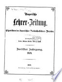 Bayerische Lehrerzeitung0