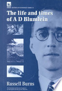 The Life and Times of A D Blumlein