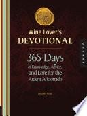 Wine Lover s Devotional