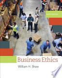 Business Ethics  A Textbook with Cases