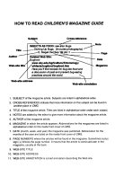 Children s Magazine Guide