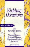 Wedding Occasions