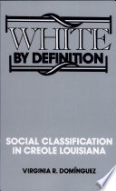 White by Definition