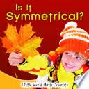 Is It Symmetrical?