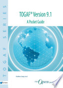 TOGAF   Version 9 1   A Pocket Guide