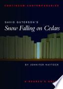 David Guterson s Snow Falling on Cedars