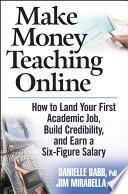 Make Money Teaching Online