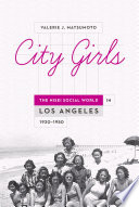 Ebook City Girls Epub Valerie J. Matsumoto Apps Read Mobile