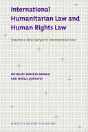International Humanitarian Law and Human Rights Law