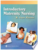 Introductory Maternity Nursing