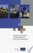 Guidance on Inventory and Documentation of the Cultural Heritage