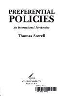 Preferential Policies
