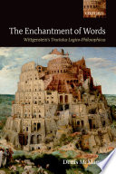 The Enchantment Of Words book