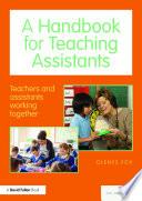 A Handbook For Teaching Assistants