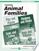 First Step Nonfiction-Animal Families Teaching Guide Free download PDF and Read online