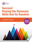 Success Passing The Numeracy Skills Test For Teachers