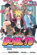 Boruto  Vol  1