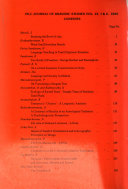 PILC Journal of Dravidic Studies