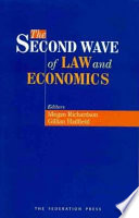 The Second Wave of Law and Economics Pdf/ePub eBook