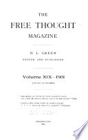 The Free Thought Magazine