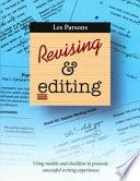 Revising Editing