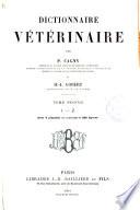 Dictionnaire vétérinaire