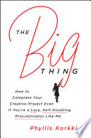 The Big Thing Pdf/ePub eBook