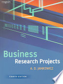 Business Research Projects : by theory. most business students will...