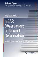 download ebook insar observations of ground deformation pdf epub