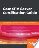 Comptia Server Certification Guide