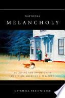 National Melancholy book