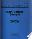Soil Survey  Hart County  Georgia