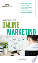 Manager s Guide to Online Marketing