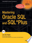 Mastering Oracle SQL and SQL Plus