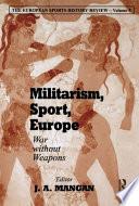 Militarism  Sport  Europe