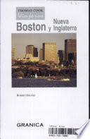 Boston y Nueva Inglaterra